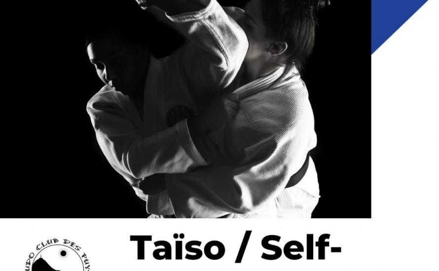 Saison 2021 - 2022 - Reprise du Taïso / Self-Défense